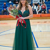 Silver Creek senior Anna Dablow was crowned Holiday Tourney Queen of the 60th Annual Holiday Tournament held at Silver Creek on Wednesday. Photo by Joe Ullrich