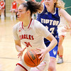 Don Knight | The Herald Bulletin<br /> Frankton faced Tipton in the first round of the regional at Eastern High School on Saturday.