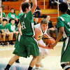 Don Knight | The Herald Bulletin<br /> Shenandoah hosted Yorktown on Wednesday.