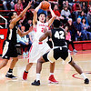 Don Knight | The Herald Bulletin<br /> Frankton hosted Mt. Vernon on Thursday.