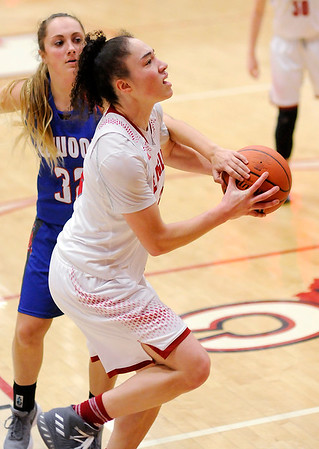 Don Knight   The Herald Bulletin<br /> Frankton hosted Elwood in a sectional semifinal on Friday.