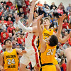 Don Knight | The Herald Bulletin<br /> Frankton faced Monroe Central in the first round of the 2A sectional hosted by Elwood on Tuesday.