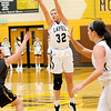 Don Knight |  The Herald Bulletin<br /> Lapel faced Monroe Central in the sectional final at Monroe Central on Saturday.