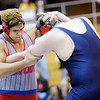 Don Knight | The Herald Bulletin<br /> Wrestling regional at Pendleton Heights on Saturday.