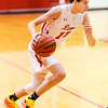 Don Knight   The Herald Bulletin<br /> Liberty Christian hosted Tri on Tuesday.