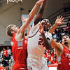 John P. Cleary | The Herald Bulletin<br /> Fishers vs AHS in boys basketball.
