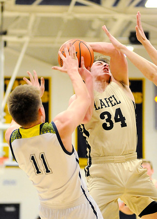 Don Knight | The Herald Bulletin<br /> Shenandoah hosted Lapel on Friday.