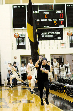 Don Knight | The Herald Bulletin<br /> Lapel hosted Shenandoah on Friday.