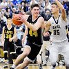 Don Knight | The Herald Bulletin<br /> Lapel faced Oak Hill in the first round of the regional on Saturday.