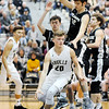 Don Knight | The Herald Bulletin<br /> First round of the regional at Lapel on Saturday.