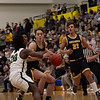 Shenandoah vs Covenant Christian in 2A Basketball Regional action.