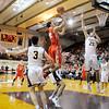 Don Knight | The Herald Bulletin<br /> Frankton beats Marquette Catholic to win semi-state at Lafayette Jeff on Saturday.