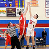 Don Knight | The Herald Bulletin<br /> Frankton faced Wapahani in the Class 2A Sectional 40 final at Elwood on Saturday.
