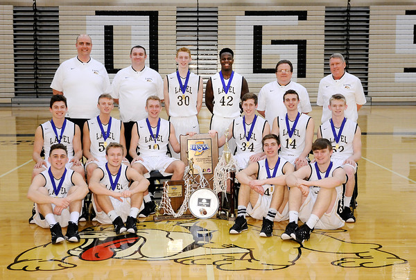 Don Knight | The Herald Bulletin<br /> 2016 Class 2A State Champions the Lapel Bulldogs