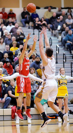 Don Knight | The Herald Bulletin<br /> Sectional semi-final at Lapel on Friday.