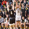 Daleville faced Cowan in the sectional final at Wes-Del on Saturday.