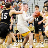 Don Knight | The Herald Bulletin<br /> Alexandria faced Covington in the first round of the regional at Lapel on Saturday.