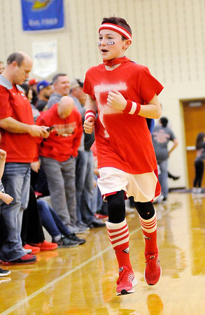 Don Knight   The Herald Bulletin<br /> Frankton faced Covington in the regional final at Lapel on Saturday.