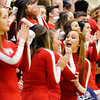 Don Knight | The Herald Bulletin<br /> Frankton faced Wabash in the first round of the regional at Lapel on Saturday.