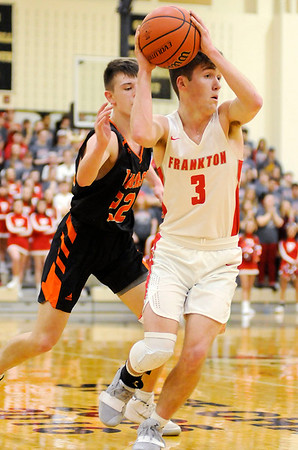 Don Knight   The Herald Bulletin<br /> Frankton faced Wabash in the first round of the regional at Lapel on Saturday.