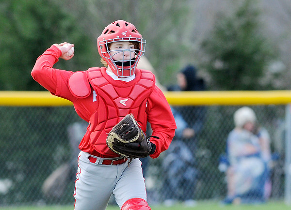 Don Knight   The Herald Bulletin<br /> Frankton hosted Elwood on Wednesday.