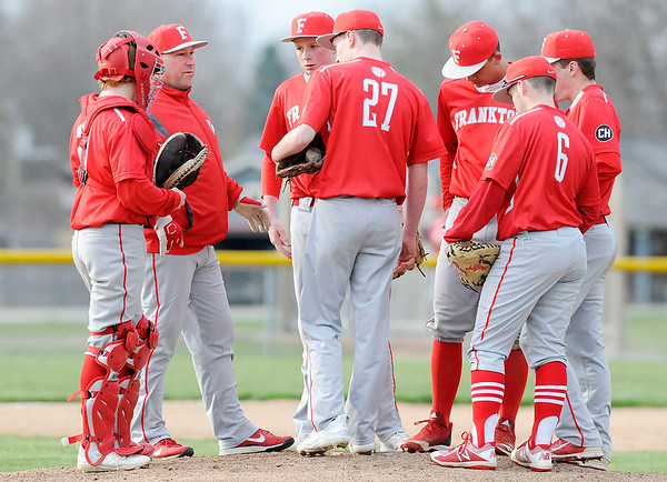 Don Knight | The Herald Bulletin<br /> Frankton hosted Elwood on Wednesday.