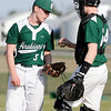 Don Knight | The Herald Bulletin<br /> Lapel hosted Pendleton Heights in the semi-final round of the Nick Muller Tournament on Thursday.