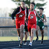Don Knight | The Herald Bulletin<br /> Madison County Track Tournament at Madison-Grant on Friday.