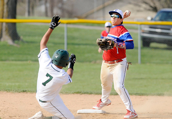 Don Knight | The Herald Bulletin<br /> Elwood defeated Pendleton Heights 1-0 to win the Nick Muller Memorial Tournament on Friday at Memorial Field.