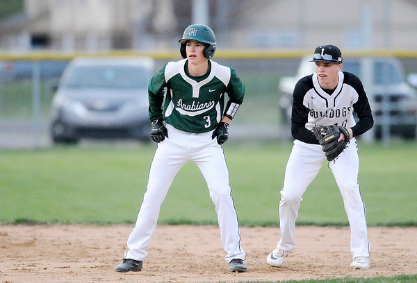 Don Knight | The Herald Bulletin<br /> Lapel faced Pendleton Heights in the Nick Muller Memorial Tournament championship on Saturday.