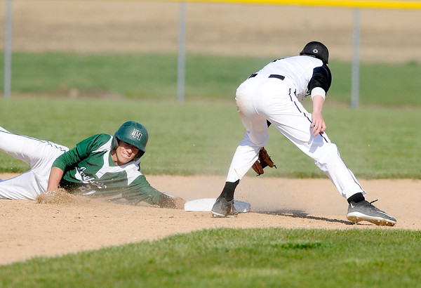 Don Knight   The Herald Bulletin<br /> Lapel hosted Pendleton Heights during the Muller tournament on Thursday.