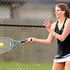Don Knight | The Herald Bulletin<br /> Alexandria hosted Madison-Grant for the championship of the Madison County Tennis Tournament on Friday.