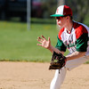 Don Knight | The Herald Bulletin<br /> Anderson faced Pendleton Heights at Memorial Field during the Nick Muller Memorial Baseball Tournament on Friday.