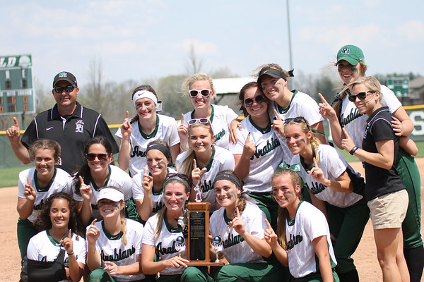 Photo by Chris Martin for The Herald Bulletin.  Pendleton Heights defeated Madison Grant 1-0 to win the 2017 Madison County Tournament.