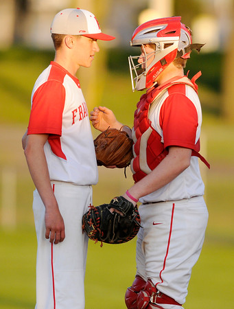 Don Knight   The Herald Bulletin<br /> Pendleton Heights won the Nick Muller Memorial Baseball Tournament on Saturday.