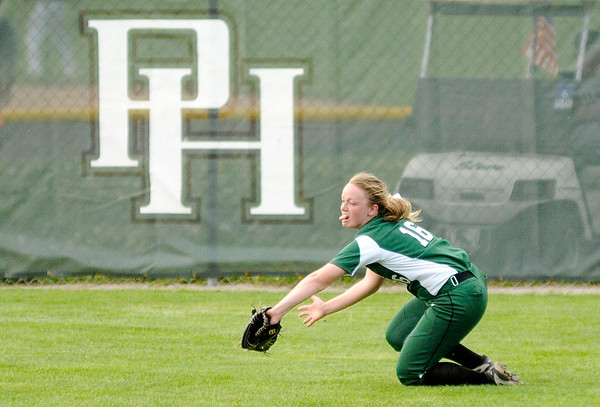 Don Knight   The Herald Bulletin<br /> Pendleton Heights hosted Carmel on Wednesday.