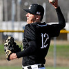 John P. Cleary | The Herald Bulletin  <br /> Lapel's Connor Gill strikes out seven and gets the win over Frankton 13-0.
