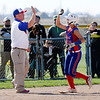 Don Knight   The Herald Bulletin<br /> Madison-Grant hosted Elwood on Thursday.