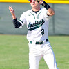 John P. Cleary |  The Herald Bulletin<br /> Richmond vs Pendleton Heights in boys baseball.