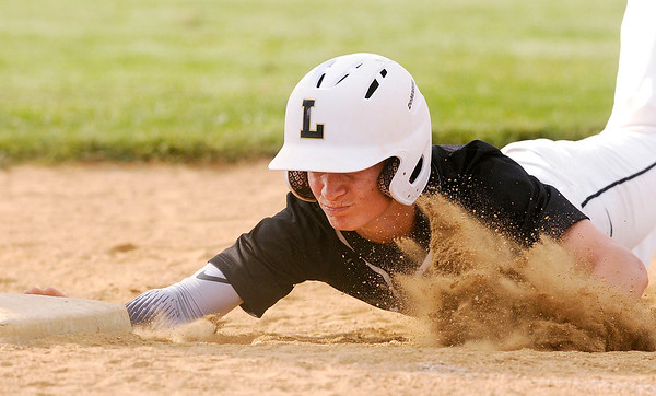 Don Knight | The Herald Bulletin<br /> Anderson hosted Lapel on Wednesday.