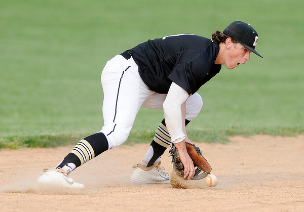Don Knight   The Herald Bulletin<br /> Anderson hosted Lapel on Wednesday.