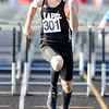 John P. Cleary | The Herald Bulletin<br /> Boys High School Track Sectional at Mt. Vernon High School.