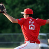Don Knight | The Herald Bulletin<br /> Frankton faced Shenandoah in the sectional at Lapel on Wednesday.