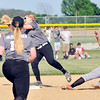 John P. Cleary | The Herald Bulletin<br /> Lapel vs Frankton in sectional softball.