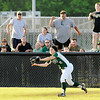 Don Knight | The Herald Bulletin<br /> Pendleton Heights faced Mt. Vernon in the sectional championship on Thursday.