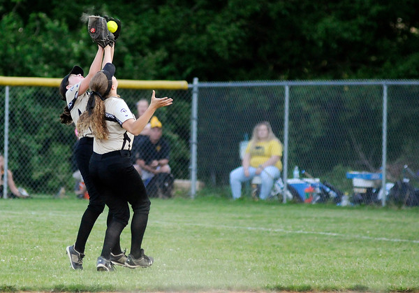 Don Knight | The Herald Bulletin<br /> Liberty Christian hosted Daleville during the softball sectional on Tuesday.