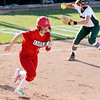 Don Knight | The Herald Bulletin<br /> Pendleton Heights hosted Anderson in the softball sectional final on Thursday.