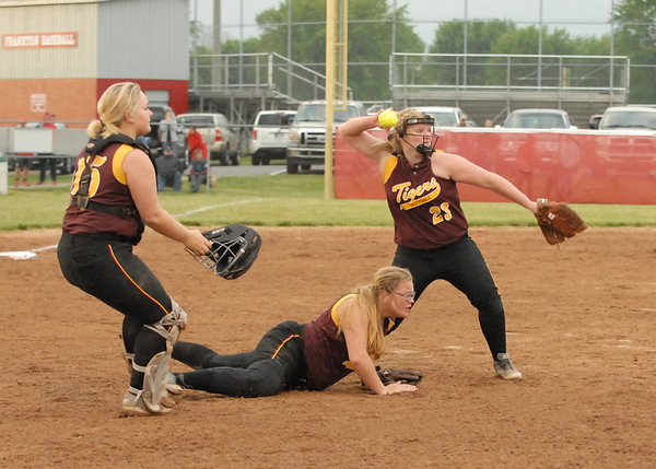 Softball Sectional