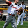 John P. Cleary | The Herald Bulletin<br /> Lapel vs Frankton in 2A baseball sectional championship game.