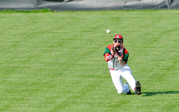 Don Knight   The Herald Bulletin<br /> Anderson hosted Pendleton Heights on Wednesday.
